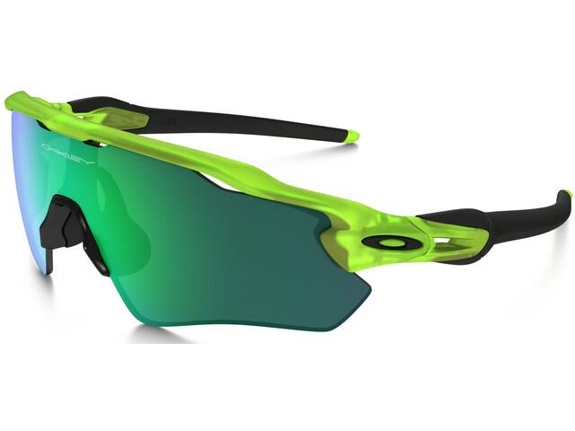 Oakley Radar EV XS Path - Lunettes cyclisme - vert noir - Boutique ... 7224a409e52a